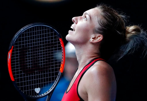 Australian Open 2018: Courageous Simona Halep has shown she has what it takes to win her first Grand Slam title