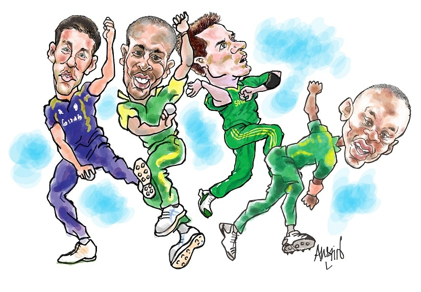 Test matches played on a variety of surfaces make them interesting. But when home sides make it difficult for visiting sides to win, on the basis of wickets that they prepare, cricket is no longer fun. Illustration courtesy Austin Coutinho