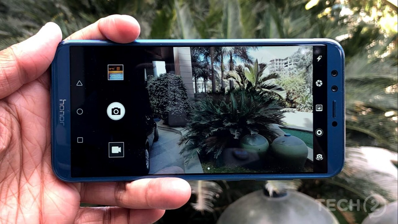 Huawei Honor 9 Lite first impressions: Quad-camera ...