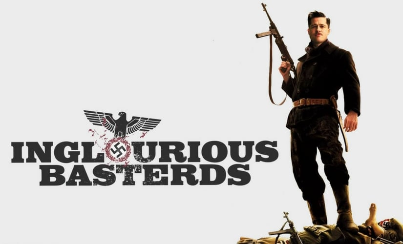 Poster for Inglourious Basterds.