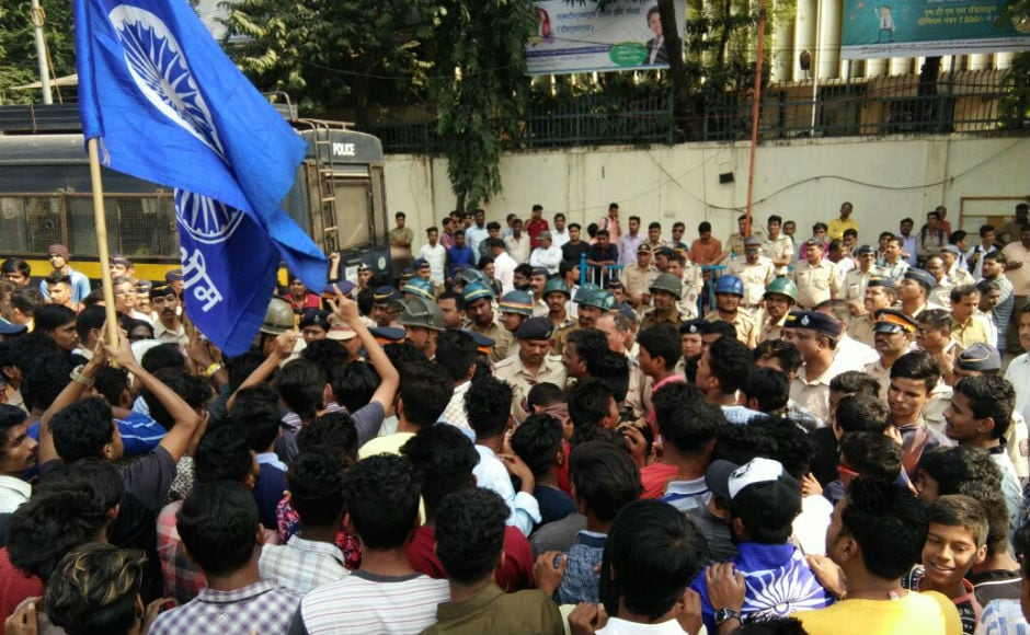An event led by Dalits to mark the 200th anniversary of the Bhima Koregaon battle in Pune district, in which forces of the East India Company defeated Peshwa's army, turned violent in several cities across Maharashtra on Tuesday. Geeta Desai/101reporters