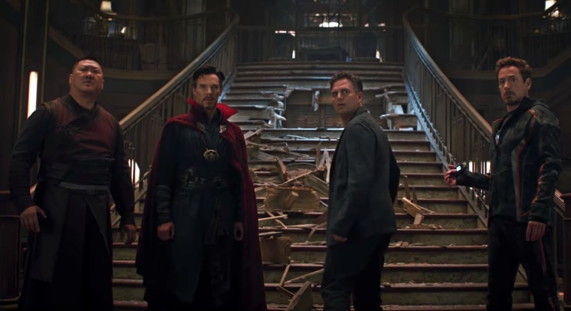 Marvels Avengers: Infinity War will feature a 40-superhero battle scene, says Anthony Falcon Mackie