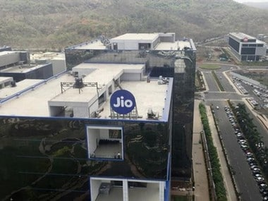 Reliance Jio headquarters . Reuters.