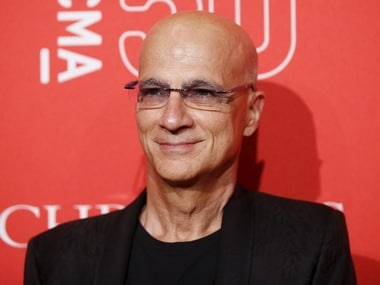 Music producer Jimmy Iovine poses. Image: Reuters