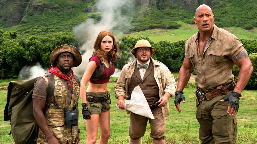 'Jumanji' Tops 'Spider-Man' to Become Sony's Number-One Film