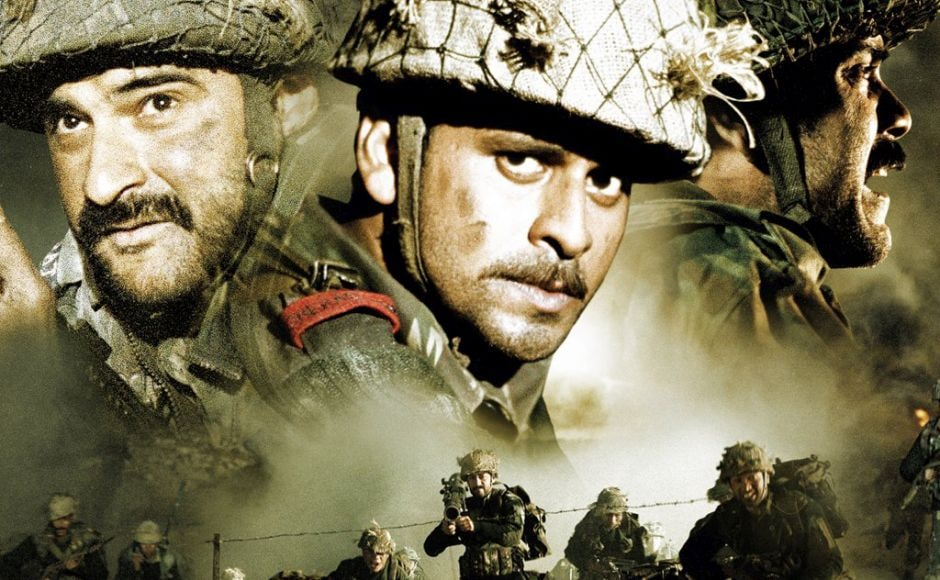 LOC Kargil (2003) pays tribute to the martyrs who laid down their lives during the Kargil War in 1999.