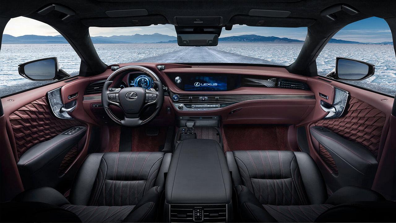 Lexus Interior