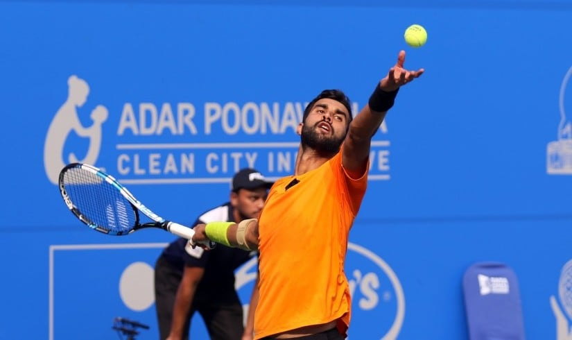 After a long hiatus due to an elbow injury, Yuki Bhambri is now fit again and on the verge of breaking back into the top-100. Maharashtra Open