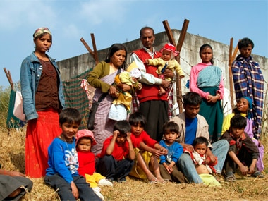 File image of tribals in Meghalaya. Reuters