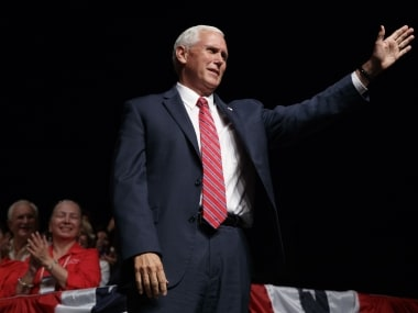 Mike Pence arrives in Israel on 2-day visit even as Donald Trumps Jerusalem move reverberates