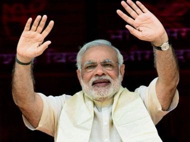 File image of Prime Minister Narendra Modi. PTI.