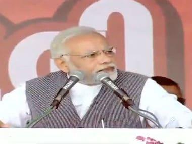 File image of Narendra Modi. Twitter @bjp4india