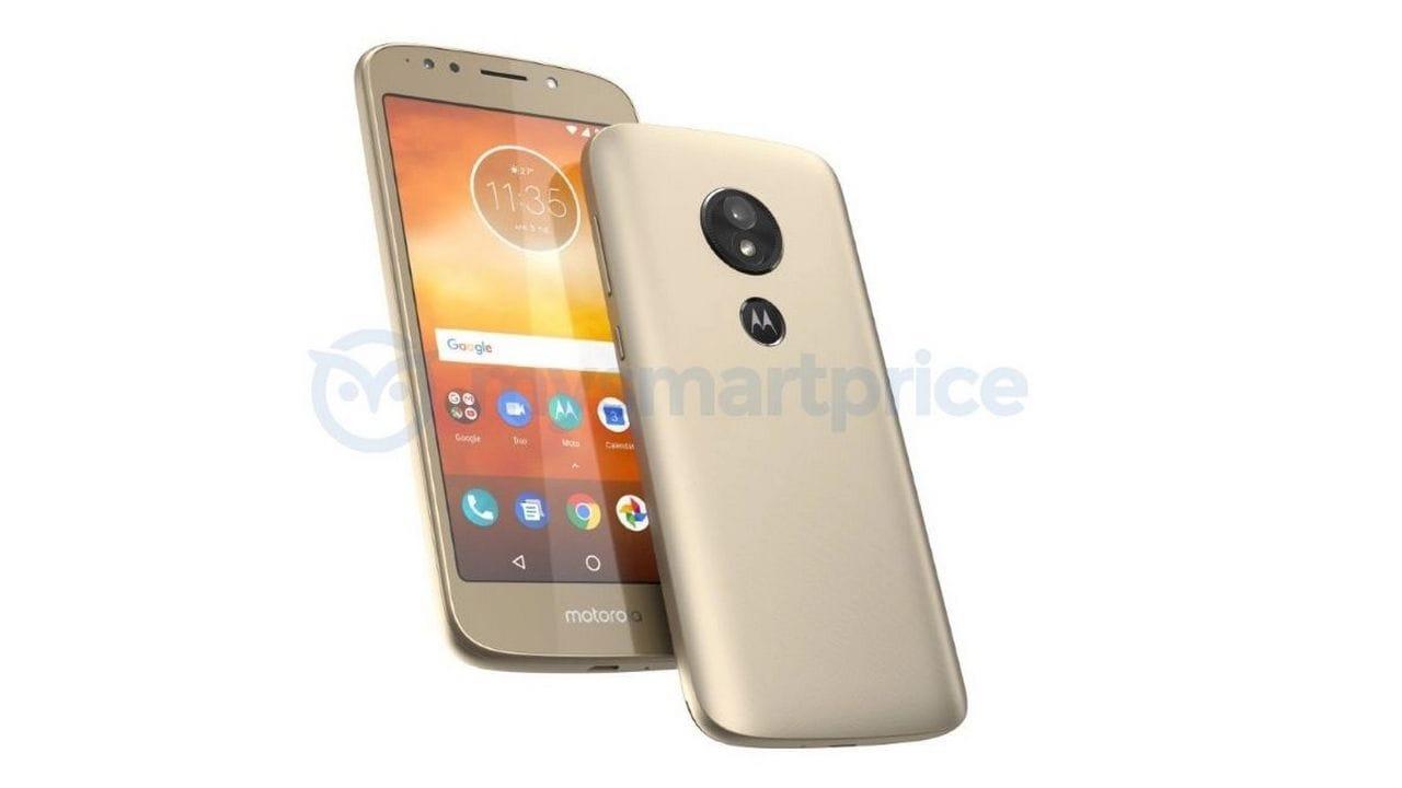 A leaked image of the Motorola Moto E5. MySmartPrice