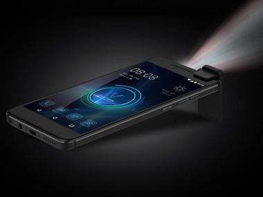 Movi smartphone.