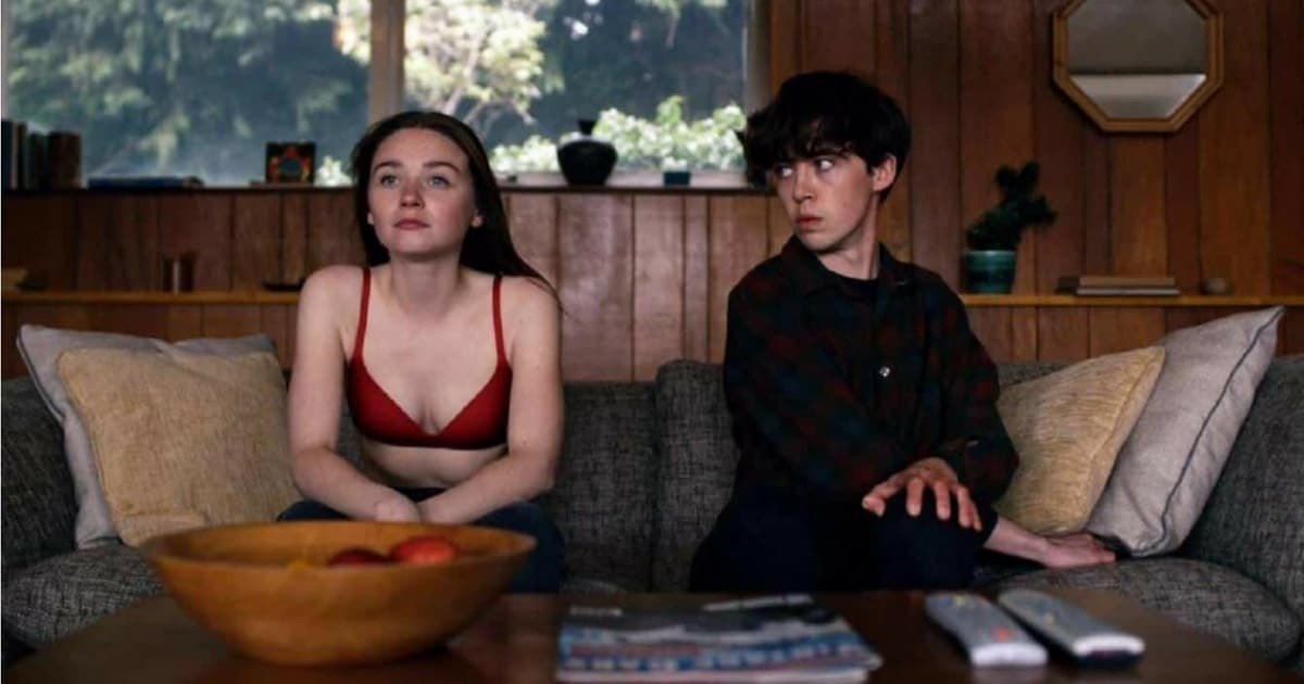 Watch: Netflix show The End of the F***ing World shows love