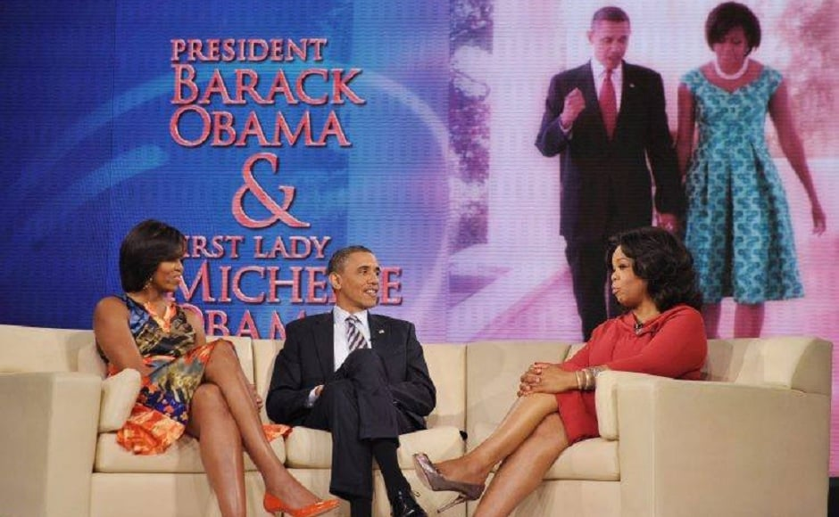 On 2 May, 2011, then US Prez Barack Obama and his wife Michelle Obama appeared on the Oprah Show. It is often said that Winfrey's support during the presidential campaign in 2008 was one of the key factors behind Obama's victory. Facebook