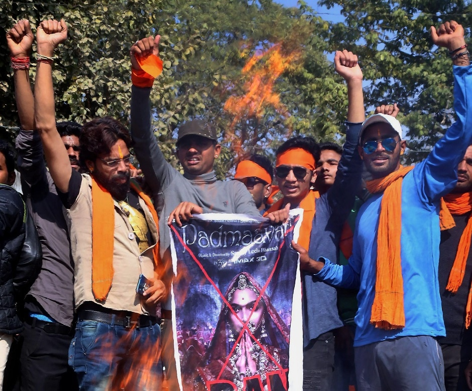 Ahead of the release of Sanjay Leela Bhansali's controversial film Padmaavat, violent protests and vandalism were reported across the country on Wednesday. PTI