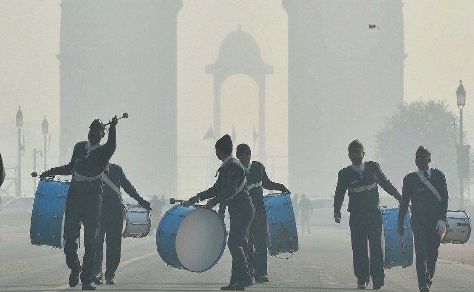 Central intelligence agencies have raised concerns of probable terror attack in the country ahead of Republic Day. PTI