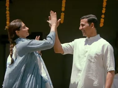 Sonam Kapoor reveals there was more to relationship with Akshay Kumar in Padman but 'was edited to make film shorter'