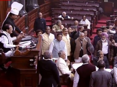 Winter Session: Rajya Sabha lost 34 hours due to disruptions, acrimony over triple talaq bill