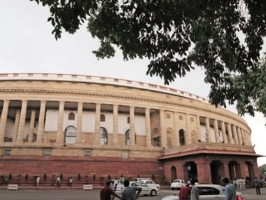 The parliament of India complex. PTI
