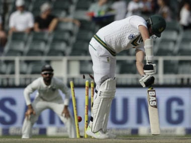 India vs South Africa: ICC rates Wanderers pitch used for third Test as poor