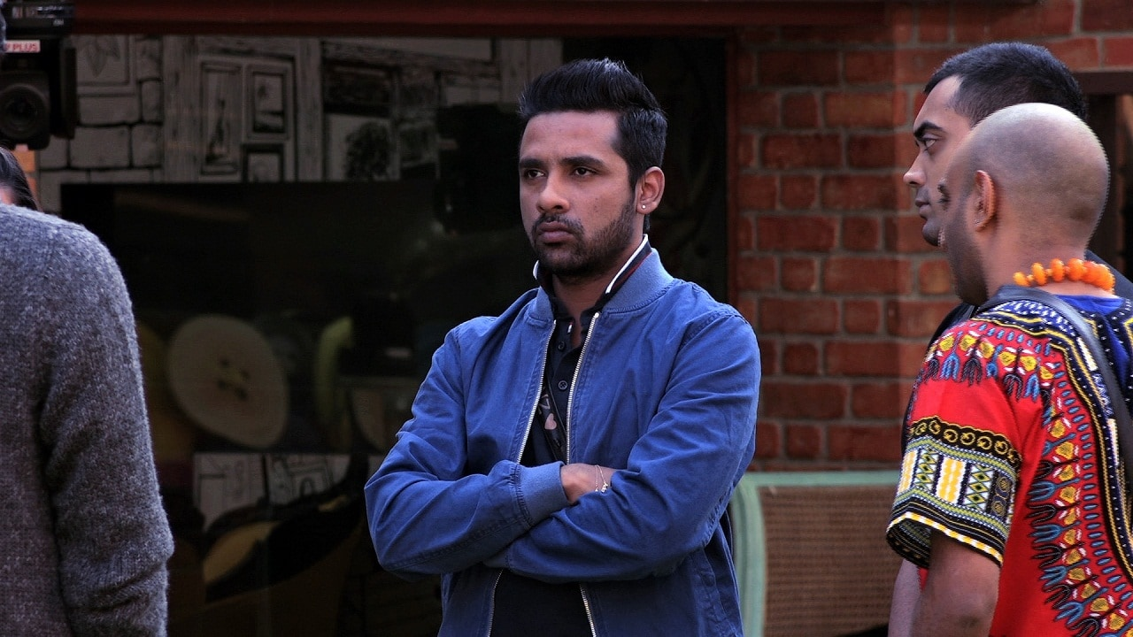 Puneesh on Bigg Boss 11