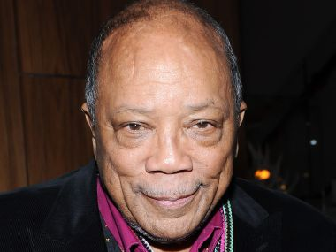 Legendary producer Quincy Jones criticises Taylor Swift's music; says we need more songs, not hooks