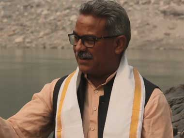 File image of Senior RSS leader Krishna Gopal. Facebook@RSSOrg