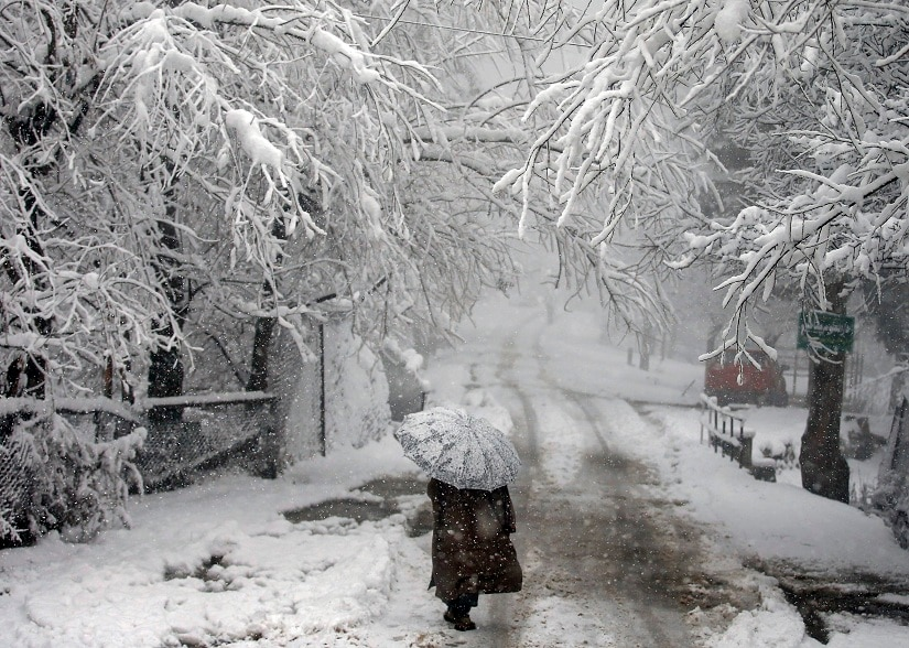 Snow Country: Its dazzling beauty blinds; only those who live with it know the ruthlessness of snow