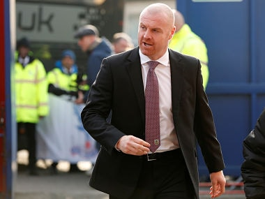 "Soccer Football - Premier League - Crystal Palace vs Burnley - Selhurst Park, London, Britain - January 13, 2018 Burnley manager Sean Dyche arrives at the ground before the match Action Images via Reuters/John Sibley EDITORIAL USE ONLY. No use with unauthorized audio, video, data, fixture lists, club/league logos or ""live"" services. Online in-match use limited to 75 images, no video emulation. No use in betting, games or single club/league/player publications. Please contact your account representative for further details. - RC13A2783640"