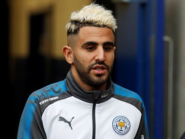 January transfer window: Manchester City manager Pep Guardiola refuses to rule out last-minute move for Riyad Mahrez