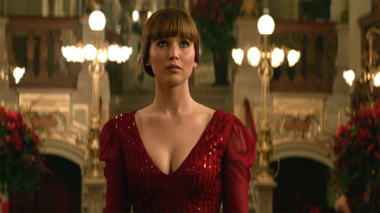 Red Sparrow trailer: J...