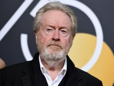 Gladiator director Ridley Scott to be honoured with BAFTA Fellowship, its highest accolade