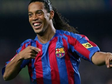 Ronaldinho was one of the most talented footballers to have ever played the sport. Reuters