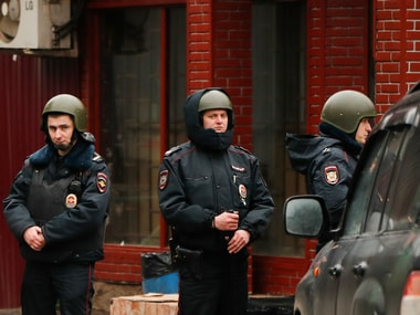 Russian ex-policeman Mikhail Popkov convicted of killing 22 women goes on trial