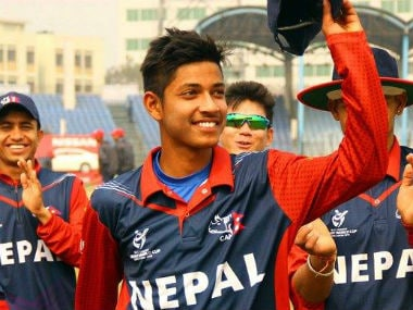Delhi Capitals leg-spinner Sandeep Lamichhane feels Nepal will be playing top-flight cricket soon
