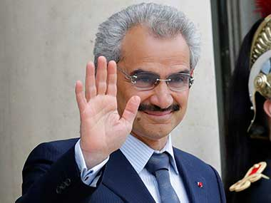 Saudi Arabia releases billionaire Prince Al-Waleed bin Talal, three months after his arrest in anti-corruption drive