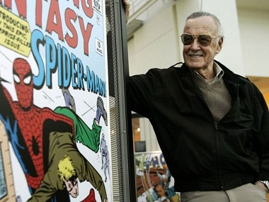 Stan Lee drops $1 billion lawsuit against POW! Entertainment for allegedly tricking him out of image rights