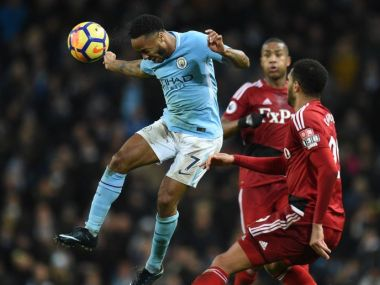 Premier League: Raheem Sterling, Sergio Aguero strike as Manchester City consolidate their lead; Spurs beat Swansea