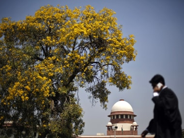 Supreme Court. File image. Reuters