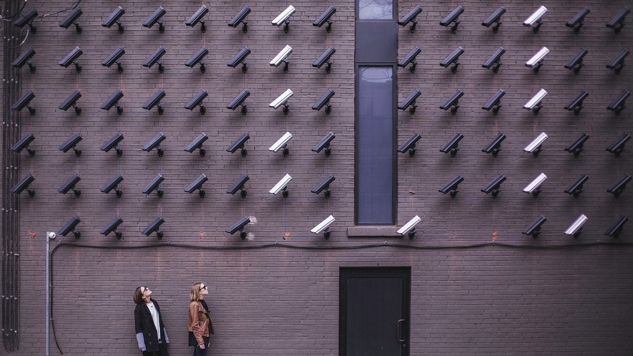 Is installation of CCTV cameras by the Indian government a violation of right to privacy?