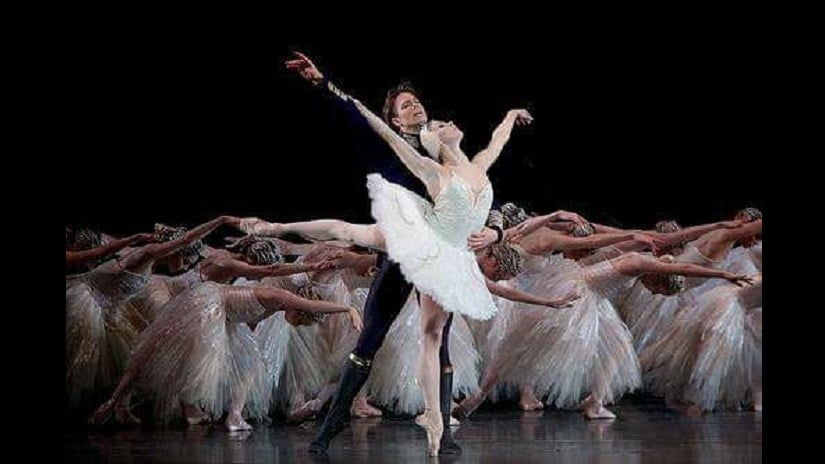 Royal Russian Ballet's Swan Lake. Facebook