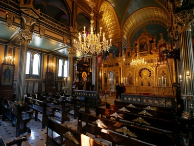 Turkey to reopen iconic 'Iron Church' after seven years of restoration, boost ties with Bulgaria