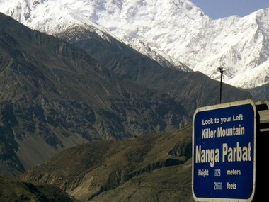 Polish mountaineer presumed dead in Pakistans killer mountain; rescuers call off rescue efforts