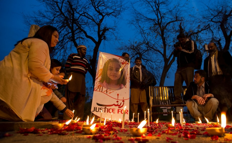 Pakistan continues to reel from riots over the alleged rape and murder of eight-year-old Zainab Ansari in country's Punjab province. The incident has sparked outrage across the country. AP