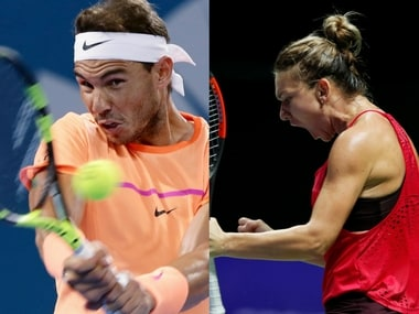 Rafael Nadal and Simona Halep are the top seeds for the Australian Open 2018.