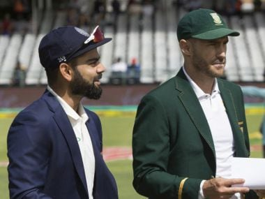 India vs Australia: Faf du Plessis says confrontations only spur Virat Kohli on, 'silent treatment' best way to handle him