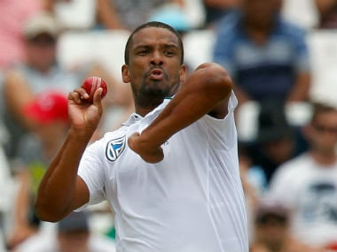 Vernon Philander's average of 33 at Newlands is the second-best by a bowler at a particular venue. Reuters