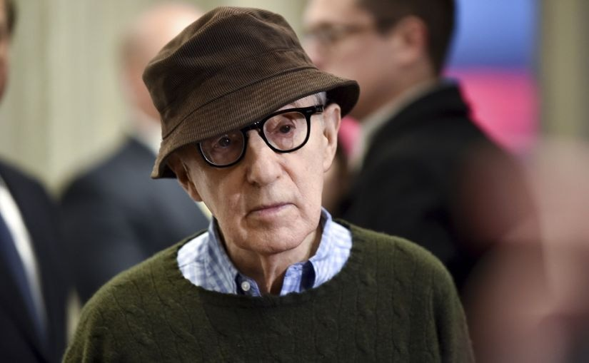 Amazon Studios says it was justified  in cancelling Woody Allen film deal following directors #MeToo comments